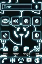 ADW Theme Glow Legacy Pro Screenshot 5