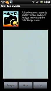 White Balance Color Temp Meter- screenshot thumbnail