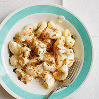 Creamy Stovetop Mac'n'Cheese