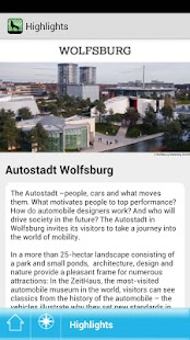 Wolfsburg Guide - screenshot thumbnail
