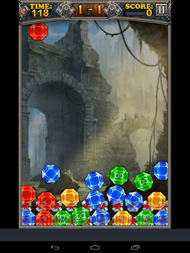 玩免費解謎APP|下載Diamond Drag Puzzle app不用錢|硬是要APP