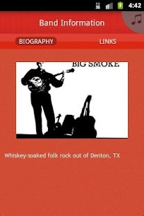 Levi Cobb & The Big Smoke - screenshot thumbnail
