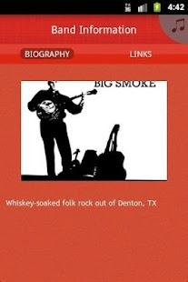 Levi Cobb & The Big Smoke- screenshot thumbnail