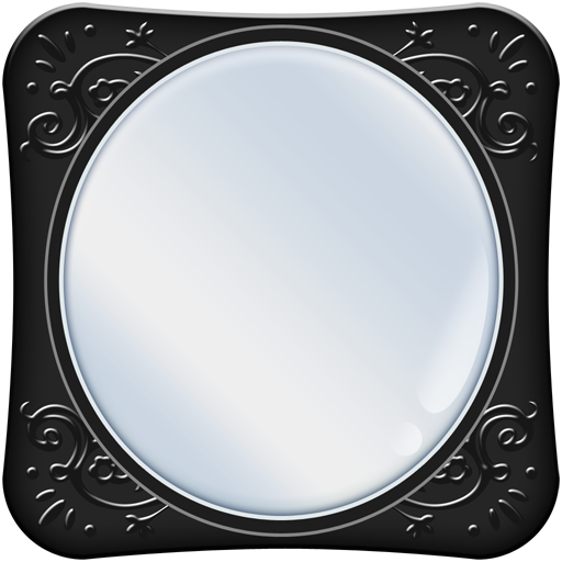 Mirror -Zoom & Bright-