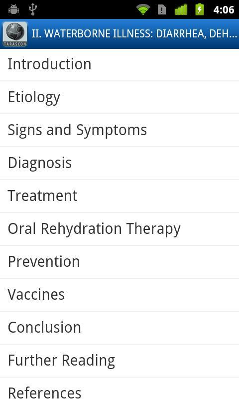 Tarascon Global Health Screenshot 7