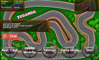 Screenshot of Z-Car Racing