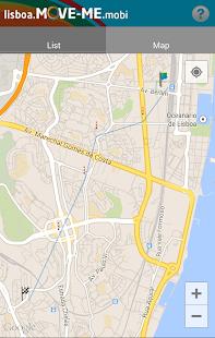 Lisboa MOVE-ME - screenshot thumbnail