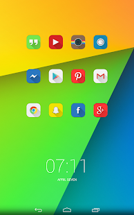 Noci Icon Pack Screenshot 7
