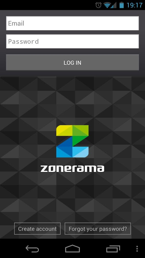 Zonerama - screenshot