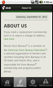 Illinois Farm Bureau- screenshot thumbnail