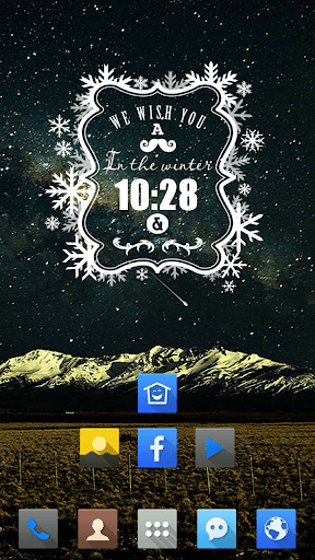 Snowy Christmas for Cobo