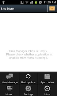 SMS Manager- screenshot thumbnail
