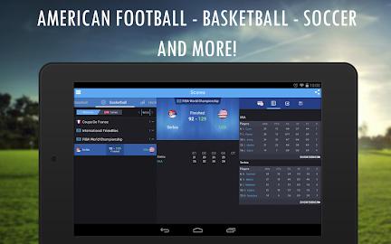 365Scores: Live Scores & News Screenshot 2