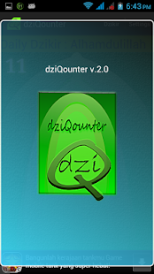 dziQounter - Ayo Dzikir !- screenshot thumbnail