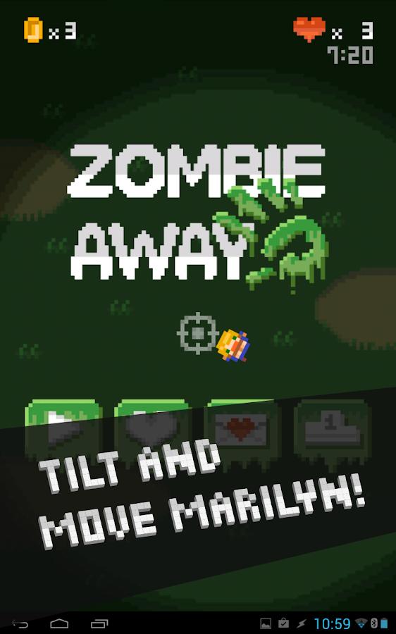 Zombie Away - Run! Run! Run! - screenshot