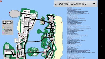 Unofficial Map GTA Vice City free download for Android  FreeNew