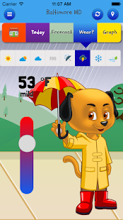 Kid Weather- screenshot thumbnail
