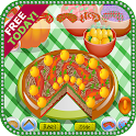 Pizza Decorating Cooking icon