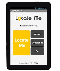 LocateMe screenshot 5