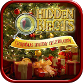 Hidden Object Christmas Time Holiday Objects Game