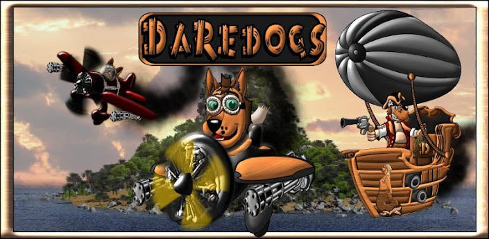 Daredogs - Fighter Air Wars