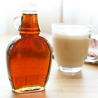 How To Make Vanilla Coffee Syrup.