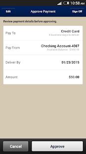 CBT Business Mobile Banking - screenshot thumbnail