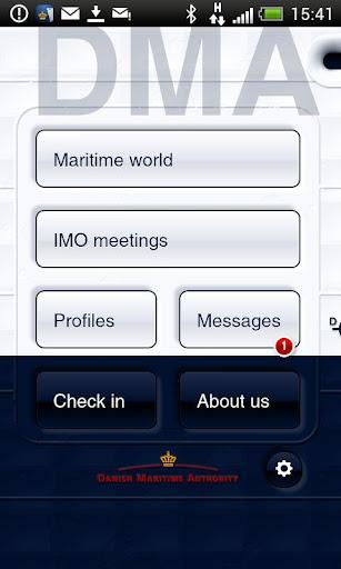 DMA - Maritime World
