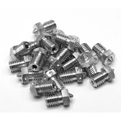E3D v6 Extra Nozzle - Stainless Steel - 3.00mm x 0.25mm