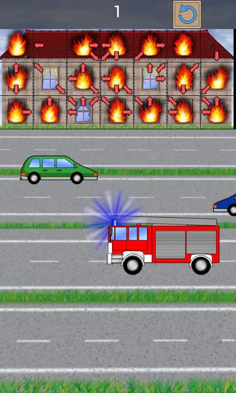Captain Clarks Fire Department - screenshot