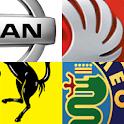 Car badge logo quiz