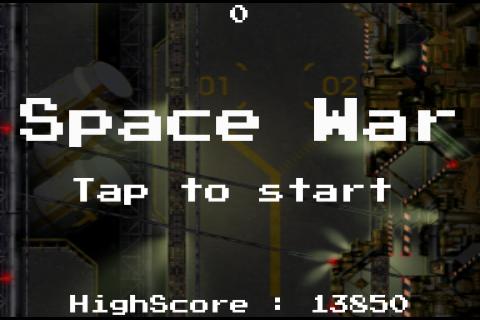 Guerra Espacial 2D
