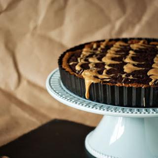 Peanut Butter Truffle Tart.