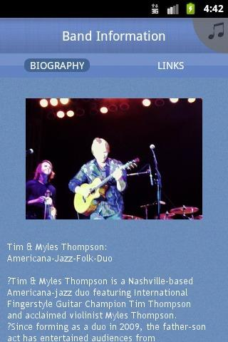 Tim & Myles Thompson - screenshot
