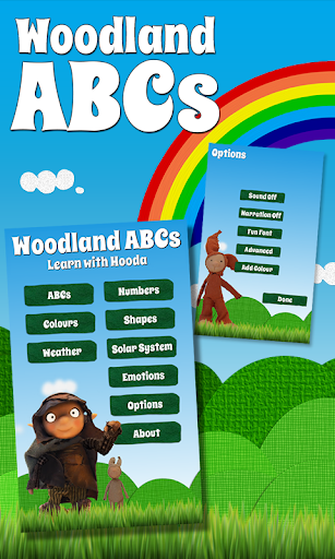 Woodland Learn ABCs 123 FREE