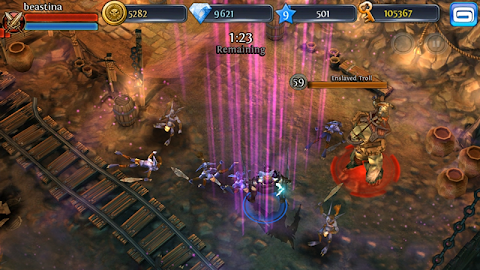 Dungeon Hunter 3 Screenshot 3