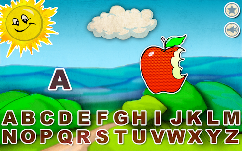 Alphabet Star - English- screenshot thumbnail