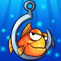 Hook'em Fishing logo