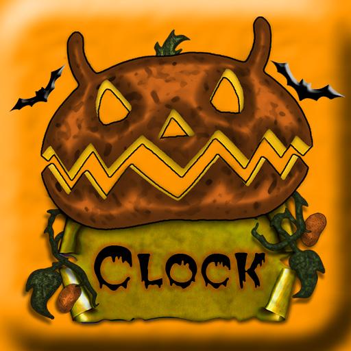 Halloween JellyBean UCCW Skin LOGO-APP點子