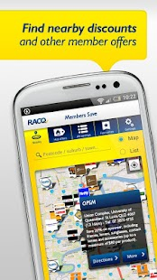 RACQ Mobile Services - screenshot thumbnail