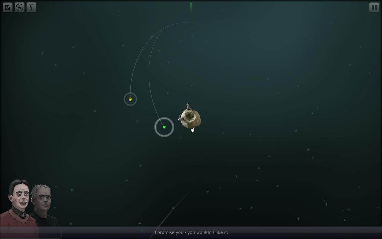 NEW ORBIT - Episode 1 - screenshot