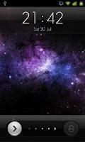 Screenshot of mClock