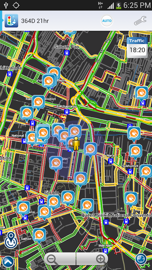 TSquare Traffic&Taxi- screenshot