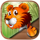 Animal Puzzle Kids & Toddlers icon
