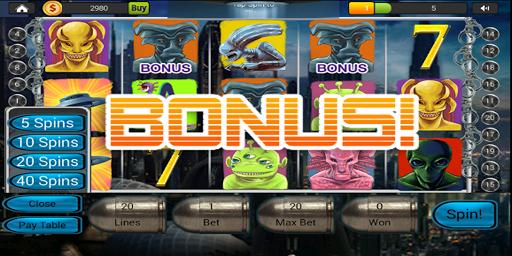 Alien Slots - Free Casino