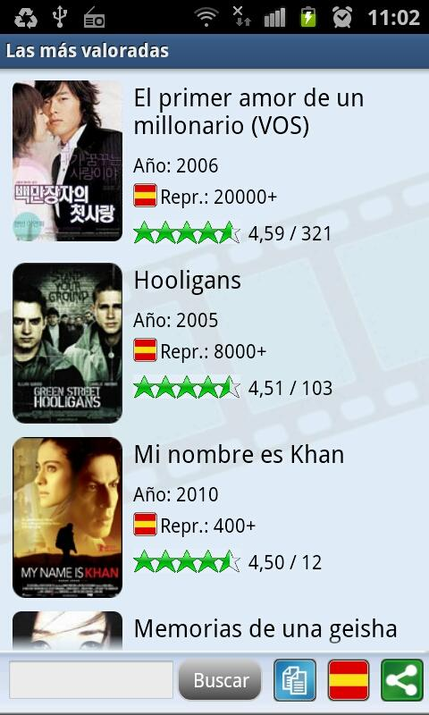 Peliculas Wifi Gratis: Movies - screenshot