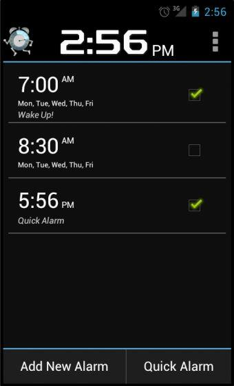 Walk Me Up! Alarm Clock PRO - screenshot
