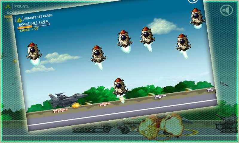 Air Attack HD Free - screenshot