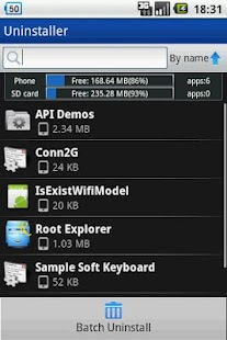 ZDbox only for android 1.5 - screenshot thumbnail