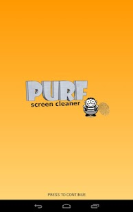 Purf Screen Cleaner - Free!- screenshot thumbnail